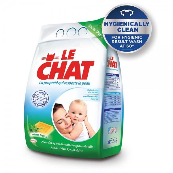 Le Chat Powder Aloe Vera 4K 362537-V001 by Le Chat