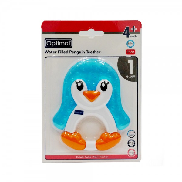 WATER FILLED PENGUIN TEETHER 363666-V001 by Optimal