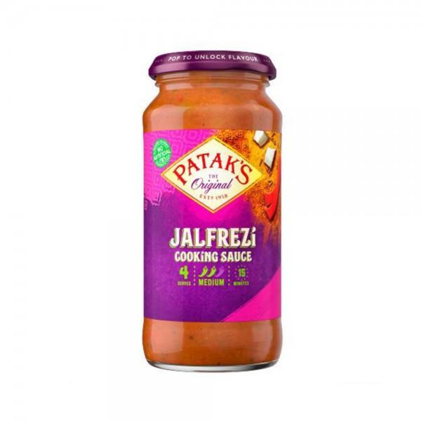 JALFREZI CURRY SAUCE 363830-V001 by Patak's