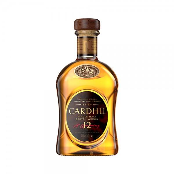 Single Malt Whisky Cardhu 12 Years 70 CL 364581-V001 by Cardhu