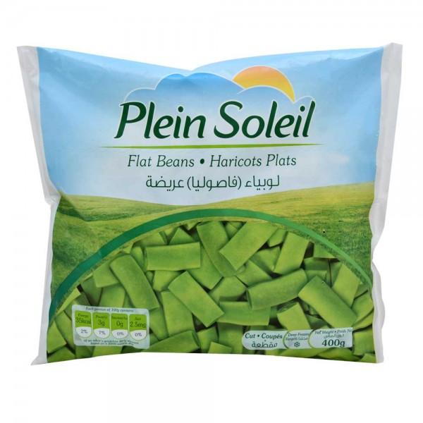 P.Soleil Cut Flat Bean - 400G 365994-V001 by Plein Soleil