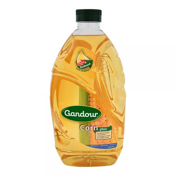 Gandour Corn Oil  - 3L 367021-V001 by Gandour
