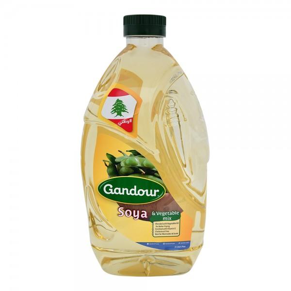 Gandour Soya Oil  - 3L 367029-V001 by Gandour