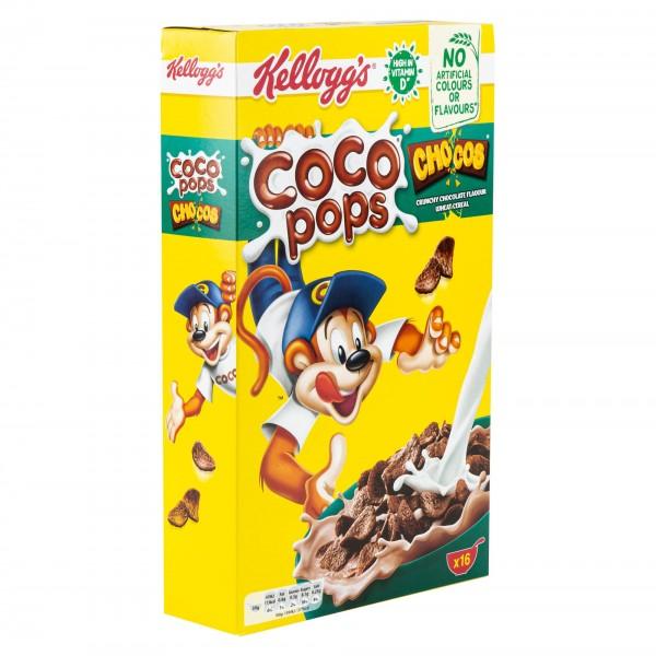 Kellogg's Chocos Corn Flakes 500G 367977-V001 by Kellogg's