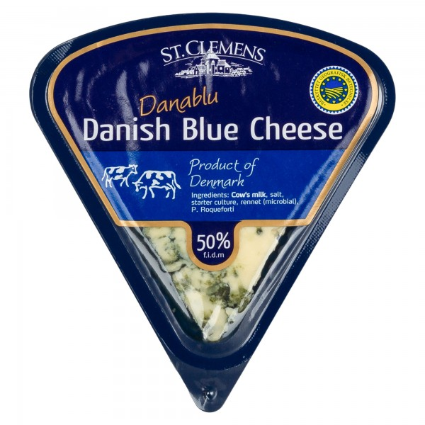 St Clement Danish Blue Cheese 367978-V001 by St Clement
