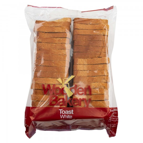 Wooden Bakery Toast White 36 Slices 260G 368067-V001 by Wooden Bakery