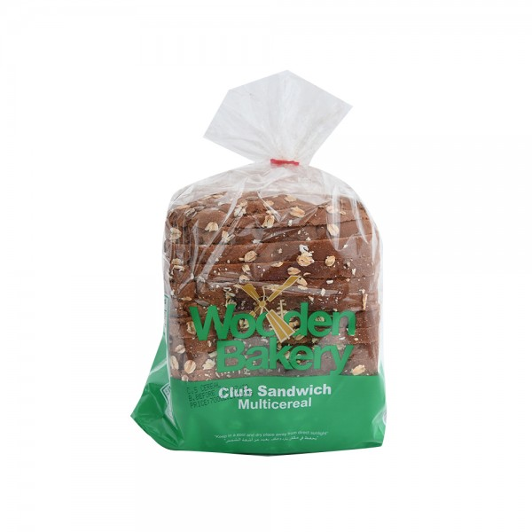 Wooden Bakery Club Sandwish Multicereal 750g 368074-V001 by Wooden Bakery