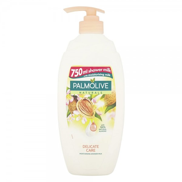 Palmolive Shower Gel Almond Pump 750ml @30% OFF 369062-V003 by Palmolive