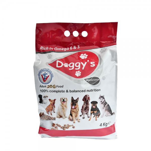 Doggy's Adult Dog Food 4Kg 370239-V001 by Doggy's & Catty's