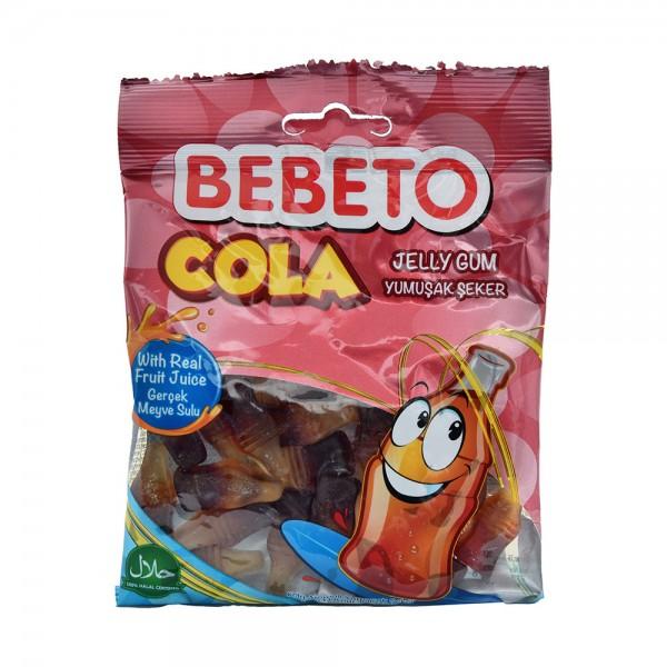 Bebeto Kervan Jelly Gum Drink Cola - 80G 372061-V001 by Bebeto