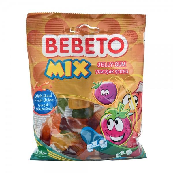 Bebeto Kervan Jelly Gum Mix - 80G 372066-V001 by Bebeto
