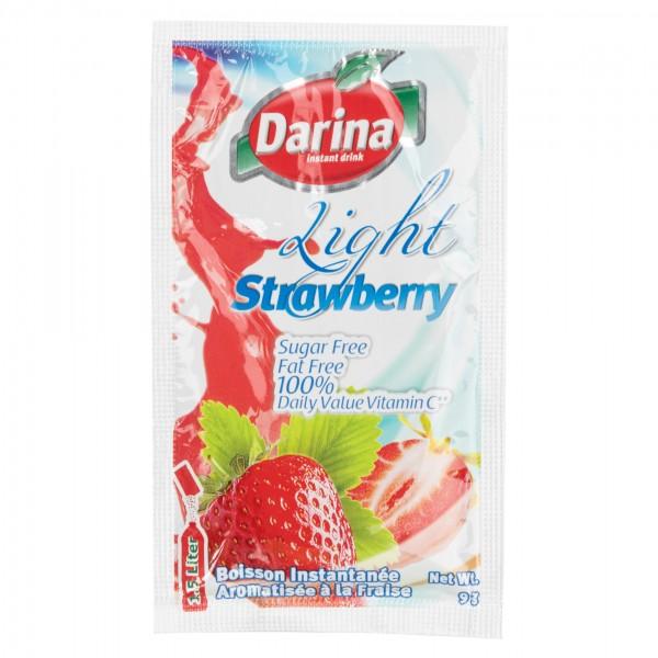 Darina Instant Drink Light Strawberry Fruit 9G 372504-V001 by Darina