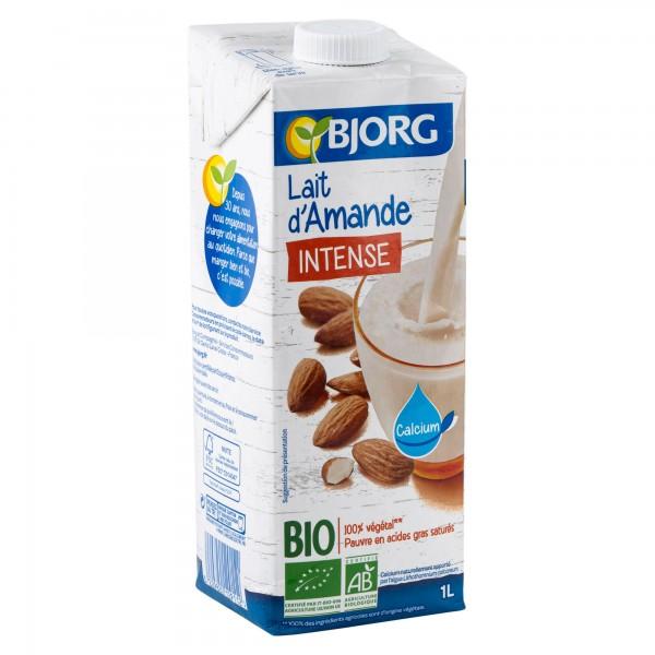 Bjorg Organic Intense Almond Milk 1L 373815-V001 by Bjorg