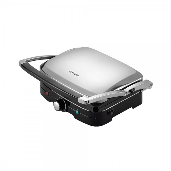 Kenwood Contact Grill Stainless, 1500W 374092-V001 by Kenwood