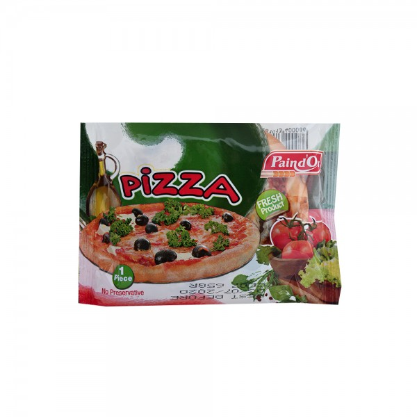 Pain Dor Pizza Fresh Packed 1PC 375792-V001 by Pain D'or