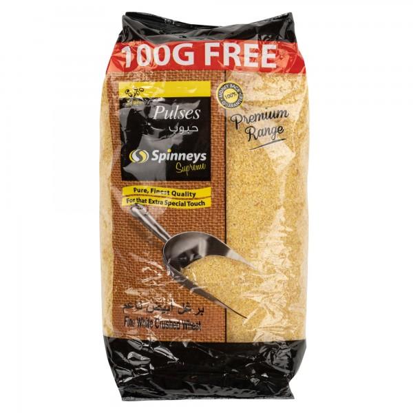 Spinneys Fine White Burgul 1 Kg 376174-V001 by Spinneys Food