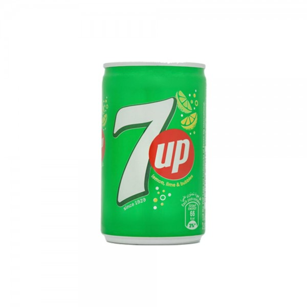 Seven Up 7 Up Regular Can 185ml 376553-V003 by Seven Up - 7 up
