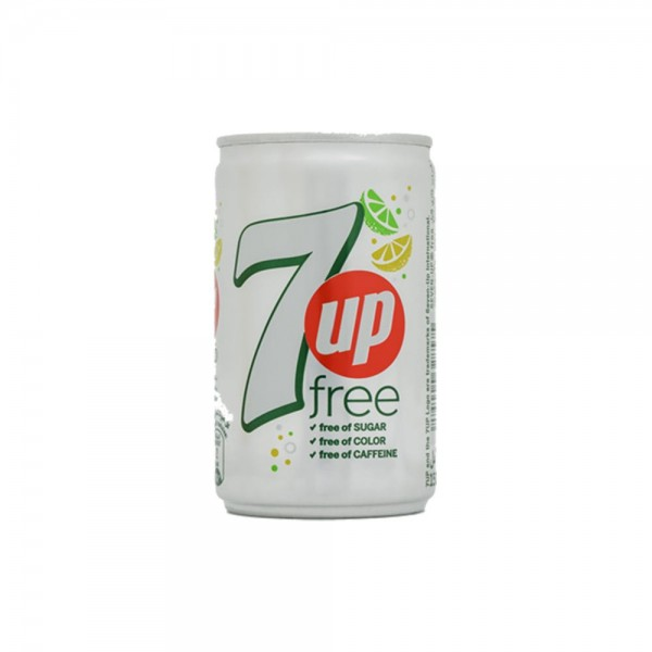 Seven Up 7 up Diet Can 185ml 376559-V003 by Seven Up - 7 up