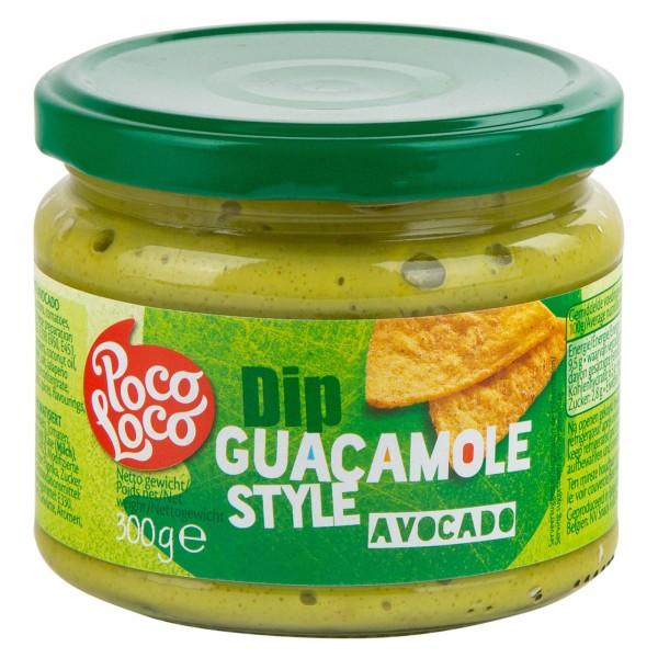 Poco Loco Avocado Salsa Jar 300G 377930-V001 by Poco Loco