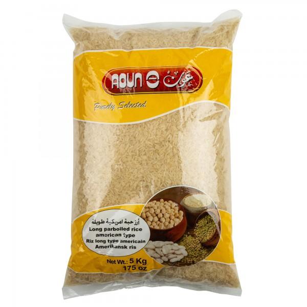 Aoun American Rice 5Kg 379890-V001 by Aoun