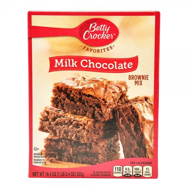 Betty Crocker Fudge Brownie Mix 18.4oz 380638-V001 by Betty Crocker