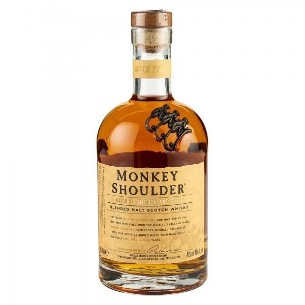 Monkey Shoulder Blended Malt Whisky 70cl 381537-V001 by Monkey Shoulder