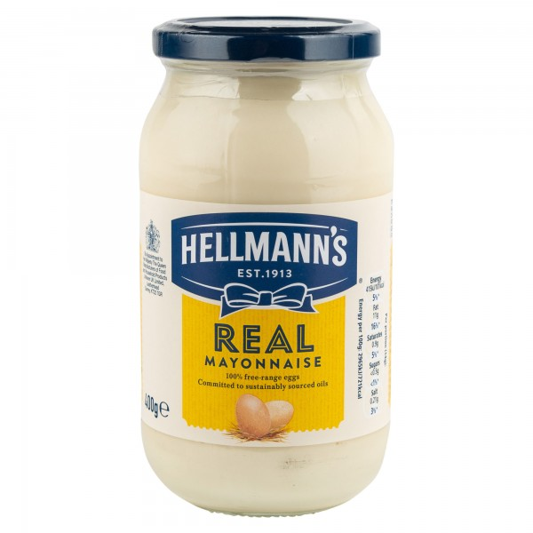 Hellmann's Light Mayo 400G 381860-V001 by Hellmann's