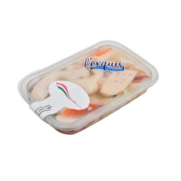 Lexquis Salad Fruit De Mer 200G 382492-V001 by L'exquis