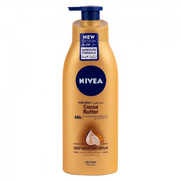 Nivea Body Lotion Cocoa Butter 400ml 382532-V001 by Nivea