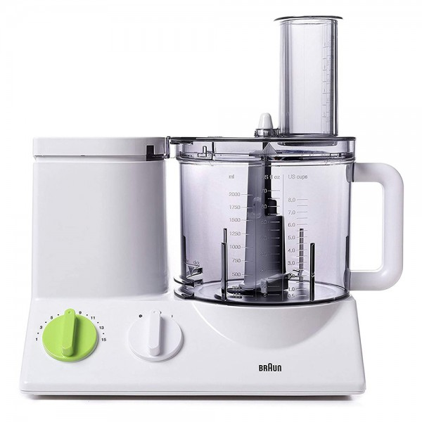 Braun Food Processor 1 Bowl - 600W 382625-V001 by Braun