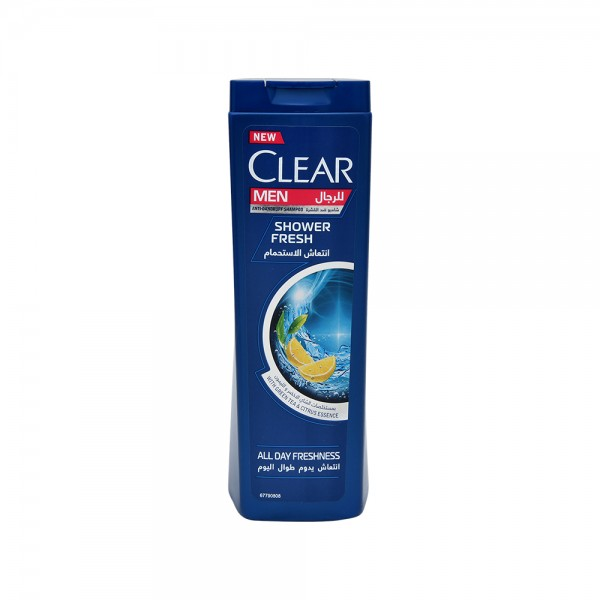 Clear Shmp Men Shower Fresh Chk - 400Ml 382916-V001 by Clear