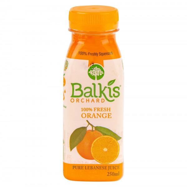Balkis Orange Juice 250ml 383199-V001 by Balkis Orchard