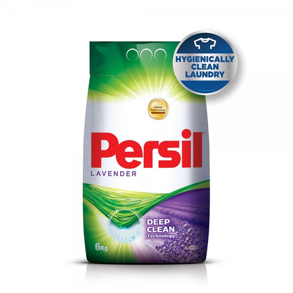 Persil Deep Clean Lavender 6Kg -20Pcut 384824-V002 by Persil