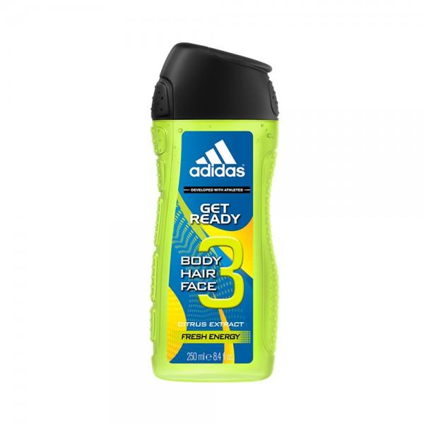 GET READY MALE SHOWER GEL 385441-V001 by Adidas