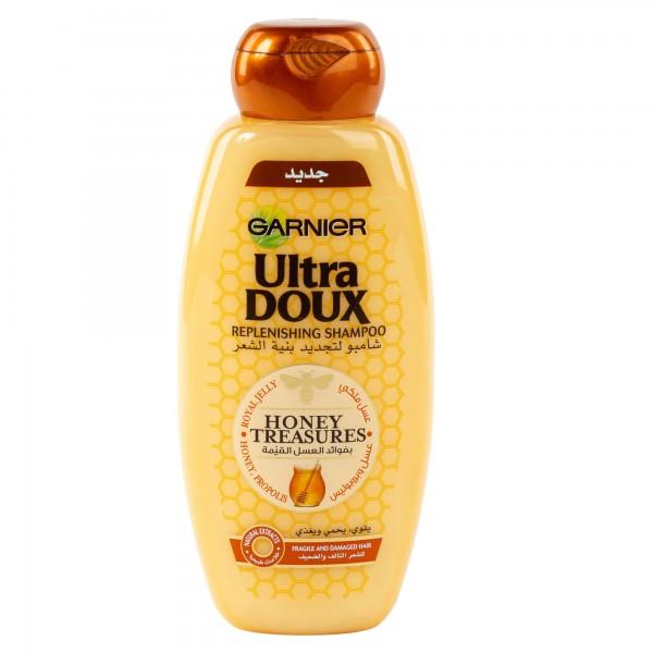 Garnier Ultra Doux Tresor De Miel Shampoo 400ml 385491-V001 by Garnier