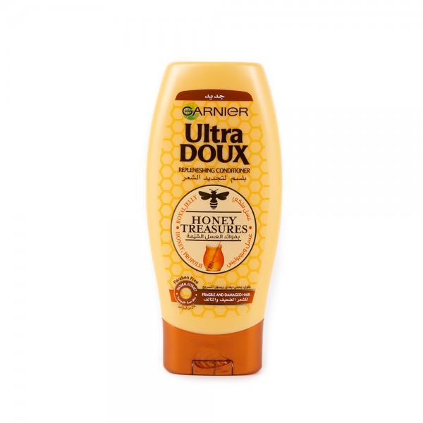 Garnier Ultra Doux Apres-Shampooing Reconstituant Tresors De Miel 200ml 385493-V001 by Garnier