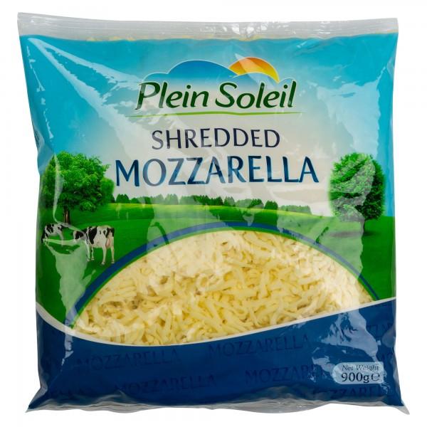 Plein Soleil Mozzarella Shredded 900G 386684-V001 by Plein Soleil