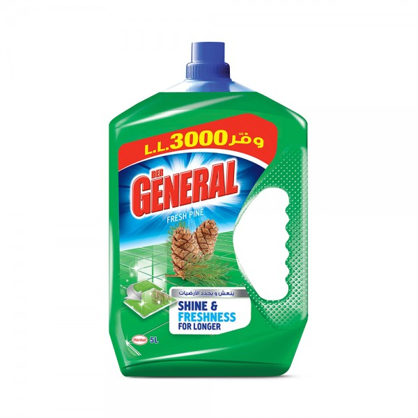 Dergeneral Fresh Pine - 5L 387192-V001 by Der General