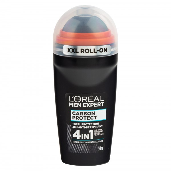 L'Oreal Expert Deodorant Carbon 4 In1 For Him 150ml 387348-V001 by L'oreal