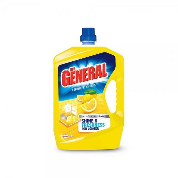 DER GENERAL Shine Fresh Lemon 3L 388427-V001 by Der General