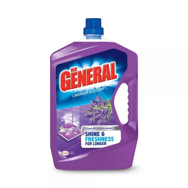 DER GENERAL Shine Fresh Lavender 3L 388428-V001 by Der General
