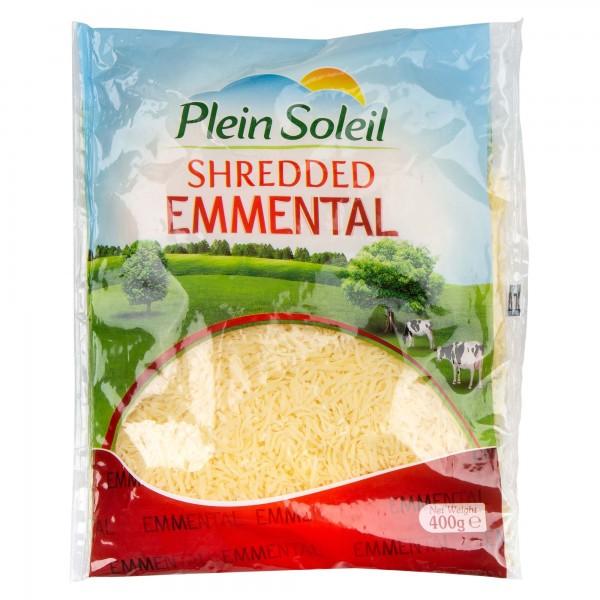 Plein Soleil Shredded Emmental 400G 391541-V001 by Plein Soleil
