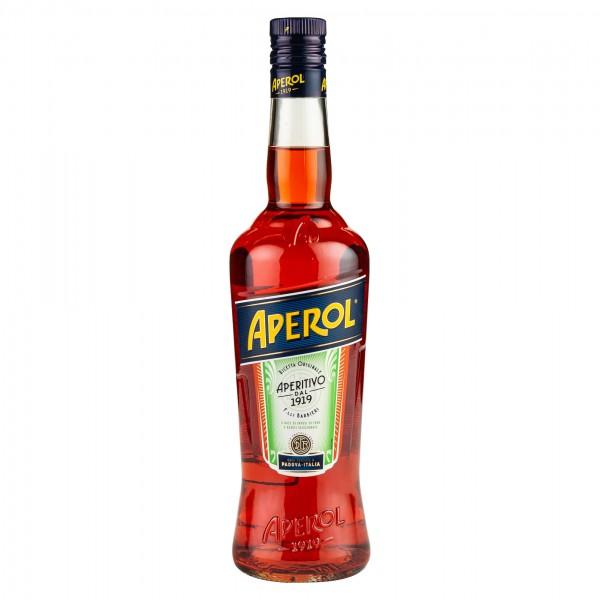 Aperol Italian Barbieri Bottle 70cl With Spritz Glass 392136-V001