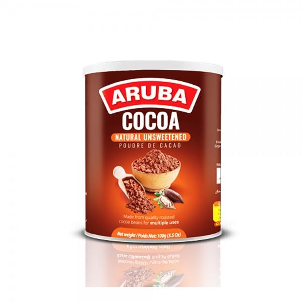 Aruba Cocoa Powder Tin 392585-V001 by Aruba