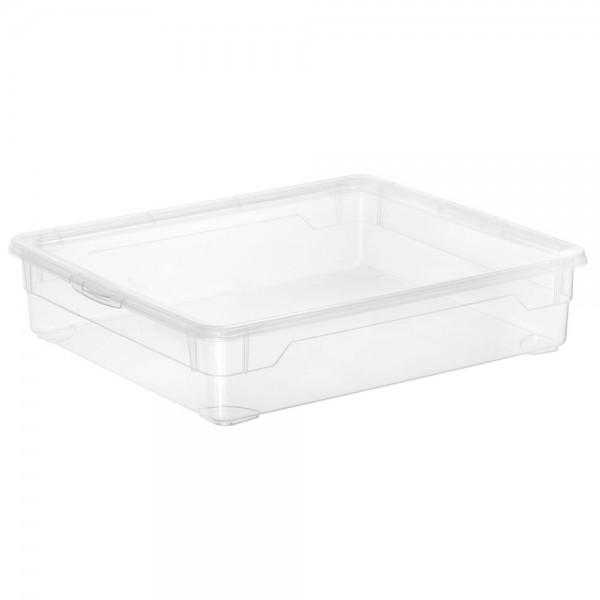 """Sundis """"Chemise""""/ """"Shirt"""" Clear Box Transparent 9L 392798-V001"""
