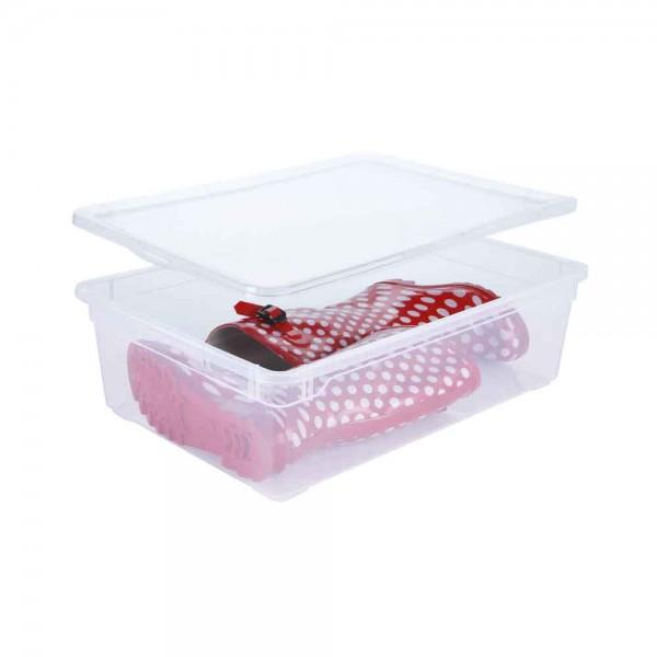 "Sundis ""Boots"" Clear Box Transparent 22L 392799-V001"