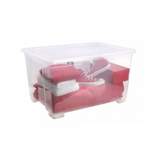 Sundis Cbox Mega Transparent - 140L 392822-V001 by Sundis