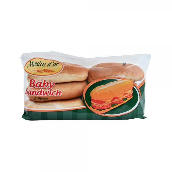 Moulin D'Or Baby Sandwich 250g 393595-V001 by Moulin d'Or