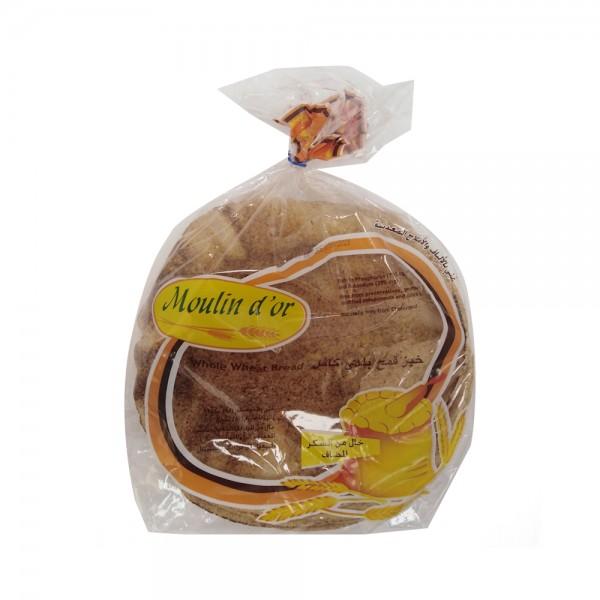 PAIN ARABE BLE COMPLET SANS SEL 393636-V001 by Moulin d'Or