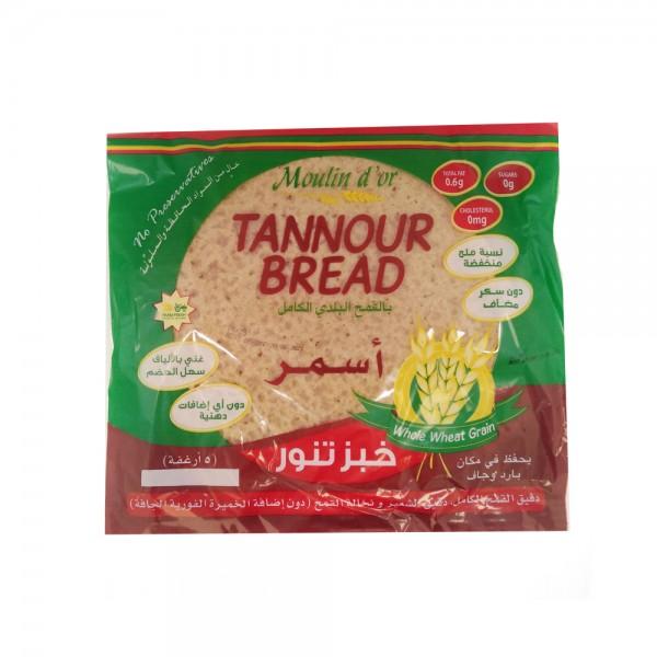 TANNOUR WHOLE WHEAT BREAD 5'S 393639-V001
